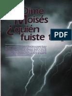 Moises - Dime Moises ¿Quien Eres Tú R-006 Nº064 - Mas Alla de La Ciencia - Vicufo2