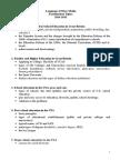 Language of Mass Media Exam Topics