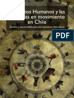 Derechos Humanos y las personas en movimiento en Chile