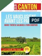Journal Cantonal d'Orange