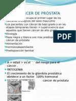 Cancer de Próstata