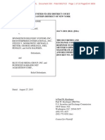 SEC v Spongetech et al Doc 350 filed 27 Aug 15.pdf
