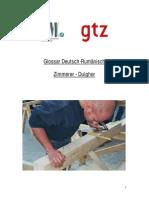 Glosar GER-RO Constructii