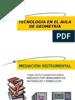 Tecnologia en El Aula de GeometrÍa