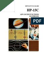 Manual HP 15C