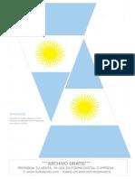 Banderines de Argentina