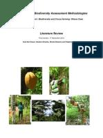 Biodiversity of Cacao in Ghana.pdf