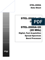 STEL-2000A Data Sheet