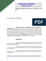 Resposta Procon - Mastter Moto x Alba Teixeira Falcão Silveira