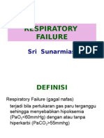 Respiratory Failure ppt