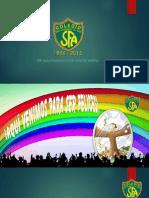 Presentación en PowerPoint 2013