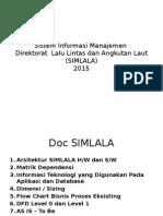 Sistem Informasi SIMLALA