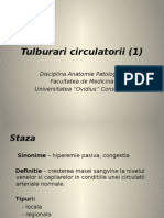 Tulburari circulatorii (1)