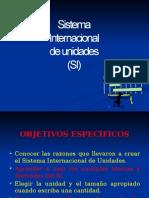 1. Sistema Internacional