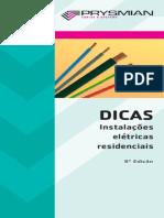 Dicas - Instalações Elétricas Residenciais