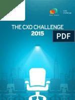 The CXO Challenge Rule Book