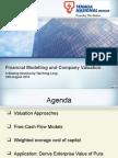 Basic Financial Modelling
