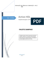 Tutorial Active Hdl