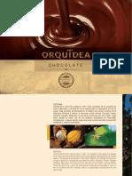 Chocolates orquídea