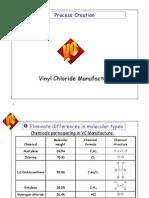 3- Process Flow Diagram Part II Vinyle Chloride Manufacture