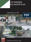 County of Riverside Bicycle Master Plan