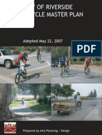 County of Riverside Bicycle Master Plan