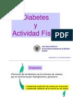 5. Dm y Actividad Fisica. Lopez Chicharo