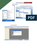 Pantalla Visual c++6.0