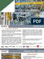 Brochure Mecanogruas - Comercial