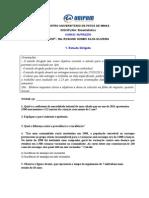 1. Estudo dirigido (Nutrição) - Bioestatística.docx