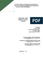 Dreptul Vamal - Note de Curs [USEM]