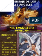 EL MENSAJE DE LOS TRES ÁNGELES por Aldo.ppt