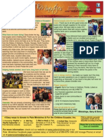 June August 2015 Newsletter
