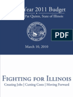 Governor Quinn's 2011 budget overview