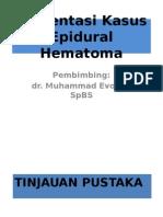 Presentasi Kasus Epidural Hematoma