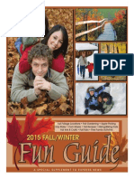 Fall & Winter Fun Guide 2015