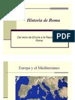 Roma De los Reyes a la Republica.pdf
