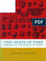 Kubler George the Shape of Time Remarks on the History of Things