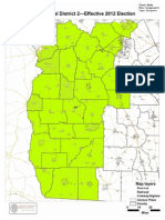 Cong. Dist. 2 Map