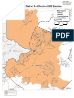 Cong. Dist. 7 Map