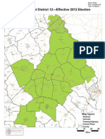 Cong. Dist. 12 Map