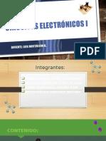Circuitos Electrónicos i