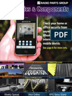 Issue 60 Radio Parts Group Newsletter - December 2009