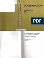 COGENERATION-Combinated Heat and Power (CHP), Horlock J. H.