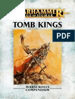 Warhammer- Age of Sigmar - Reyes Funerarios