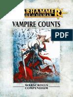 Warhammer- Age of Sigmar - Condes Vampiro