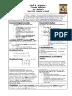 syllabus - math 1 - algebra i  gerlach dayna l