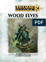 Warhammer- Age of Sigmar - Elfos Silvanos