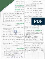 דף נוסחאות/סיכום בקוונטים