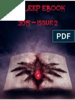 NoSleep eBook 2015 - Issue 2 - Nosleep